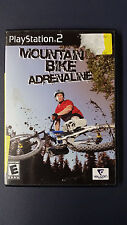 PRE-OWNED Valcon Mountain Bike Adrenaline Sony Playstation 2 PS2 Video Game