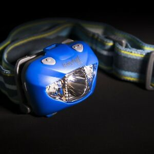 Super Bright CREE XP-E R3 Rayfall HP3A DEL Head Torch-Très haute performance