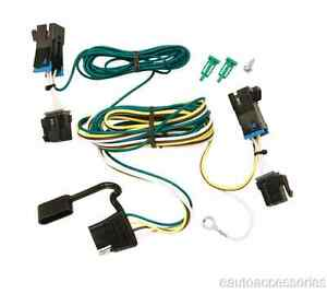 tow ready 118392 t one t connector hitch wiring fits chevy. Black Bedroom Furniture Sets. Home Design Ideas