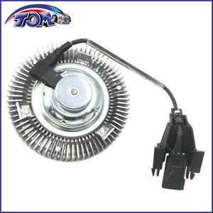Brand New Fan Clutch 12 F3265 For Ford F Series 6 4l Powerstroke Diesel 08 10 Ebay