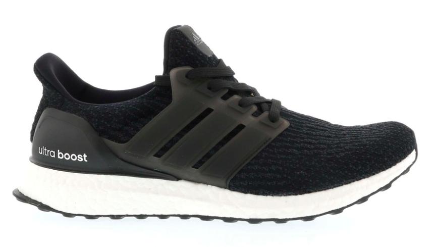 NEW Adidas Ultra Boost 3.0 3.0 3.0 Black White Core Black BB8842 SIZE 7.5 Men Deadstock 9ce8a7
