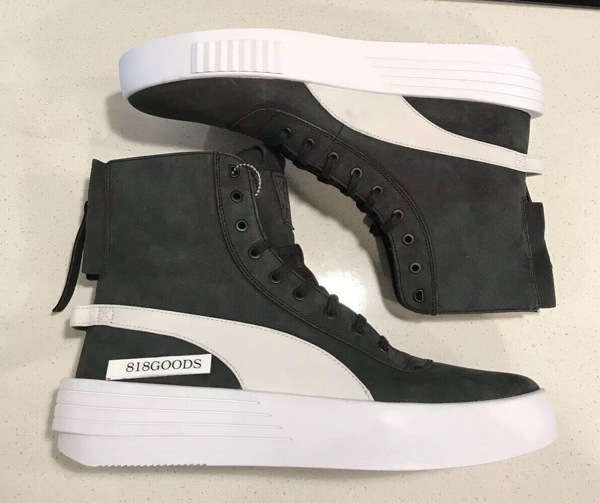 Puma XO The fin de semana negro blancoo Zapatos tenis informales de hombre estilo de vida 11