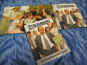 STROMBERG-Die-komplette-2-Staffel-Doppel-DVD-Film-ca-370-Min-Kult