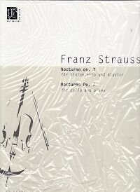 Conscientious Strauss F Nocturno Op7 Cello Strings