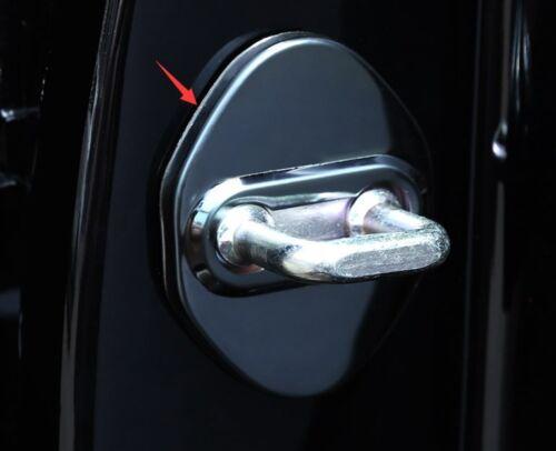 Stainless steel Car Door Lock Protection Cover For Honda CRV CR-V 2017 2018 2019