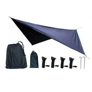 HEX-HAMMOCK-RAIN-FLY-TENT-TARP-Waterproof-Camping-Shelter-High-Quality-Best