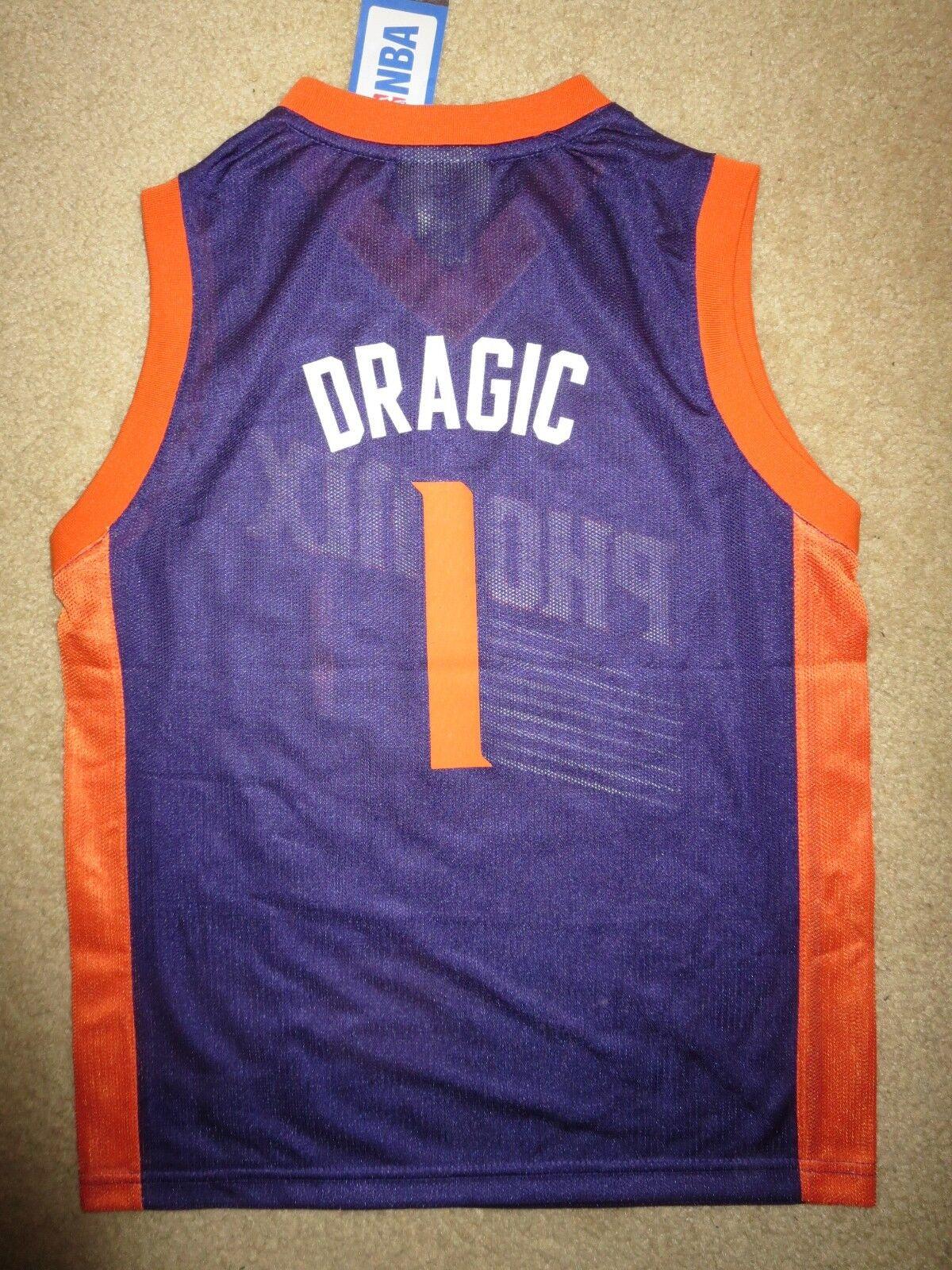Goran Dragic  1 Phoenix Suns NBA Slowenien Slowenien Slowenien Trikot Jugendliche GRÖSSE L 14-16 9f0e09