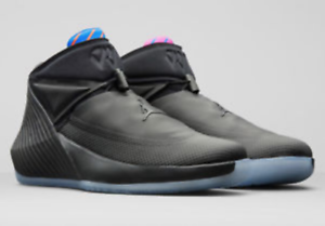detailed pictures 1a6e6 ef4b6 Image is loading Nike-Air-Jordan-Why-Not-Zero-1-Black-