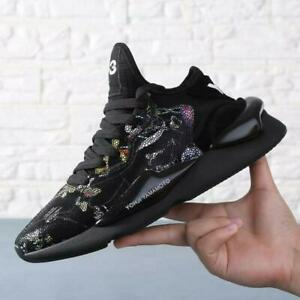 New-Men-039-s-Sneakers-Kaiwa-Y-3-Yohji-Yamamoto-Light-Weight-Lace-Up-Trainers-Shoes