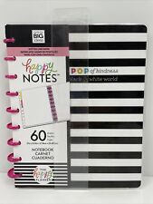 New Listingthe Happy Planner Happy Notes Notebook 60 Sheets Be A Pop Of Kindness 7x925
