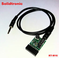 Solidtronic  RT-M16 Radio Connection Module for Motorola TETRA MTM800