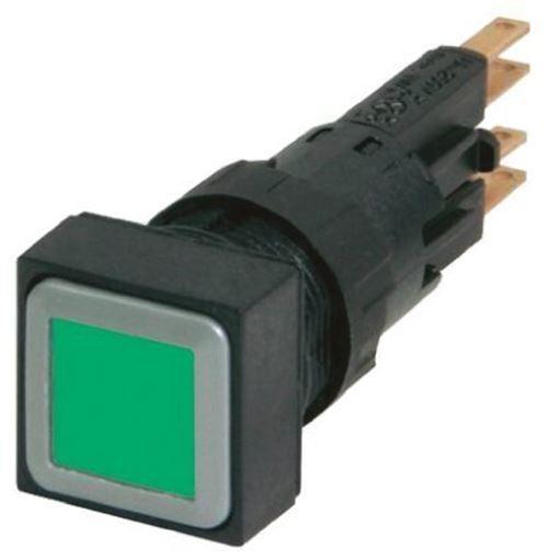 Eaton RMQ16 Green Push Button Maintained