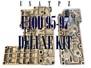 Details about E40D E4OD Solenoid & Valve Body 95-97 FORD BRONCO F250  SUPERDUTY