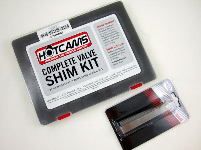 Hot Cams HCSHIM02 9.48mm Complete Valve Shim Kit