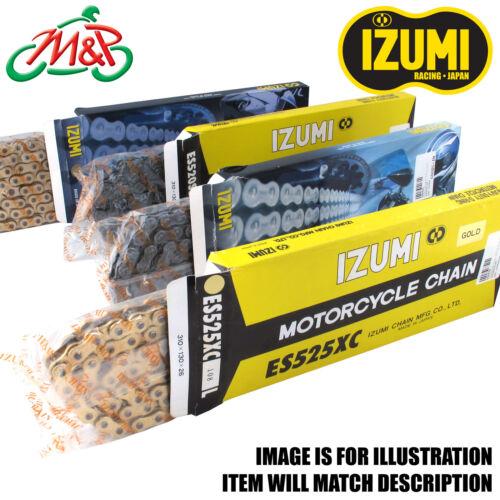 Honda CBR600 FS 2002 525XCx112 Izumi XRing Chain