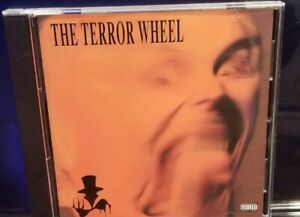 Insane Clown Posse - The Terror Wheel CD 2000 ICP psychopathic records juggalo