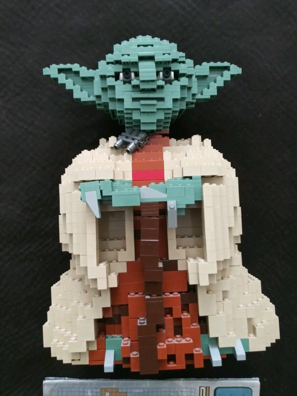LEGO Star Wars UCS Yoda - 7194 7194 7194 - Complete READ- 089384