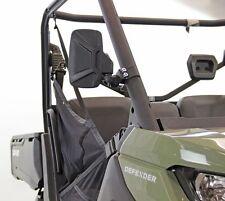 New Design Seizmik Breakaway Side View Mirrors Can-Am Defender HD8 HD10