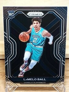 Lamelo Ball 2020-21 Panini Prizm SSP Variation #278 Rookie Card Hornets 🔥📈