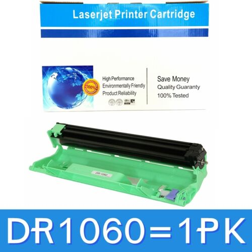 1PK DR1060 Drum Unit Compatible for HL1110 MFC-1810 DCP-1510 XEROX-P115B TN1060