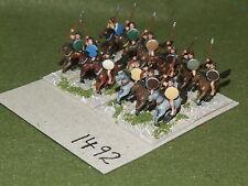 15mm Roman Era Numidian Cavalry 12 Cavalry (A1492)