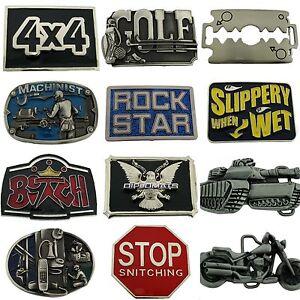 12-Pcs-Wholesale-Belt-Buckle-Vintage-Silver-Metal-Fashion-Las-Vegas-Usa-Western