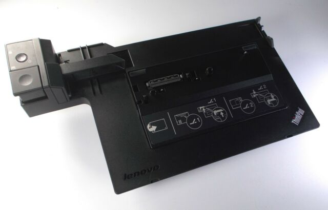 Lenovo 4337 Mini Dock Plus Series No Keys T410, T420, T410s,T510