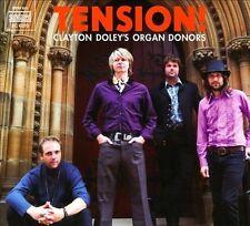 "Clayton Doley's Organ Donors ""Tension!"" CD R&B Soul Instrumental"