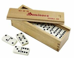 BOARD-amp-TRADITIONAL-GAMES-FAMILY-INDOOR-PLAYING-CLUB-DOMINOES-6-X-6