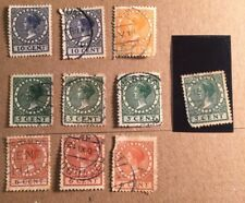 NEDERLAND-ASSORTMENT OF STAMPS