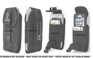 A50-Wallet-Style-Holster-Belt-Clip-Pouch-Carry-To-Fit-Otterbox-Case