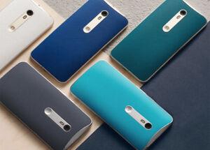 Motorola Moto G (3rd gen) Android Smartphone Schwarz oder Weiß sortiert