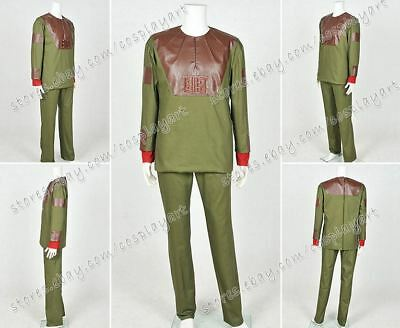Planet Of The Apes 1968 Cornelius Cosplay Costume Jacket Pants Movie Party Cool