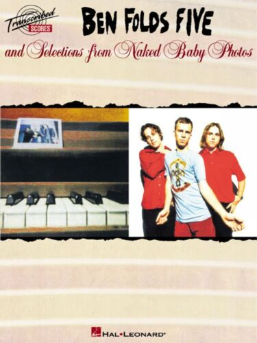 Ben Folds Five and Selections from Naked Baby Photos Sheet Music 000672427