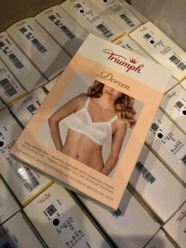 Triumph Doreen Classic Non Wired white The worlds best selling bra!