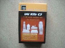 SBS-1/48-#48044-IAI KFIR C7 COCKPIT SET FOR KINETIC KIT