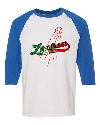 JEREZ ZAC MEXICO BASEBALL SHIRT VIVA MEXICO LOS DOYERS LOS DODGERS BIG BLUE LA
