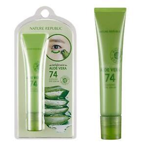 NATURE-REPUBLIC-California-Aloe-Vera-74-Cooling-Eye-Serum-15ml-Anit-Aging