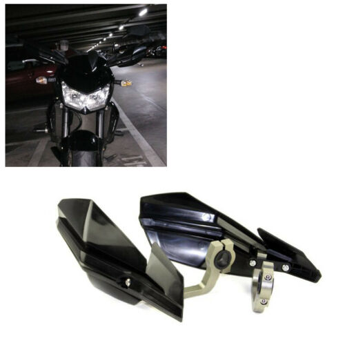 Aluminum Handguard Hand Guards Brush Bar Motorcycle ATV Pit Dirt Bike Universal