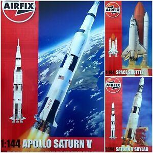 Airfix-1-144-Space-New-Plastic-Model-Kit-1-144