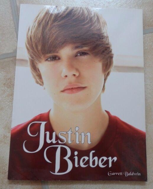 📚 Justin Bieber 📚  Die Biografie von Garrett Baldwin ~ Soft Cover 📚