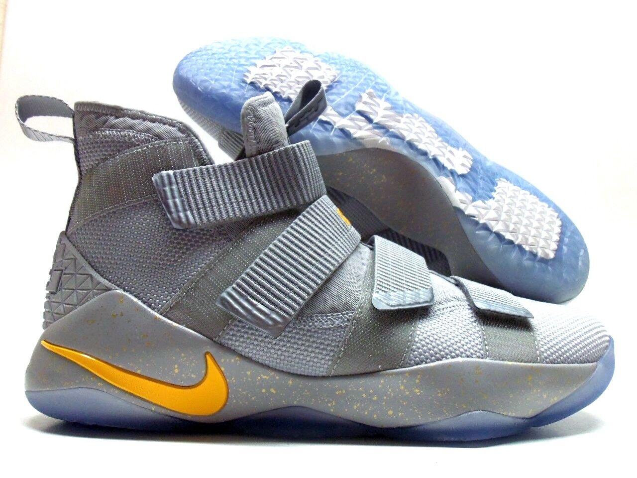 Nike Lebron Soldato Id Xi Sfg Id Soldato Cool Grey / Tour Giallo Dimensioni Uomini 12 [Ao2577-993] d85cd4
