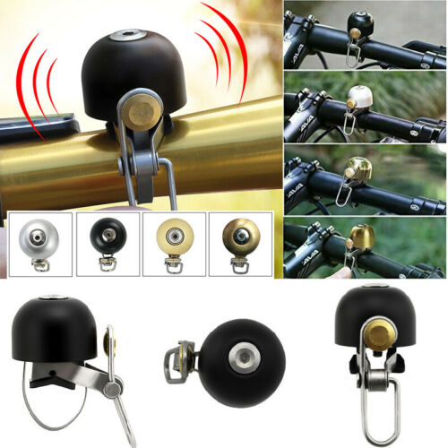 The Perfect and Simplest Bicycle MINIMALX BELL Bicycle Mountain Bike Copper Bell