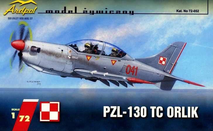PZL 130 TC ORLIK (POLISH AF MARKINGS) 1 72 ARDPOL RESIN
