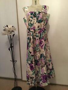 Ladies Co Bnwt amp; Dress Size Alex Silk 16 48wwqd