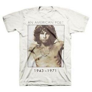Doors T-shirt American Poet Size M Official Merchandise Saveur Aromatique