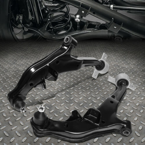 Details about  /FOR 00-03 MAXIMA I30 I35 PAIR FRONT LOWER SUSPENSION CONTROL ARM W//BALL JOINTS