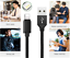 3-Pack-6FT-Lightning-USB-Cable-For-iPhone-6-7-8-Plus-iPhone-X-XS-11-Charger-Cord thumbnail 9