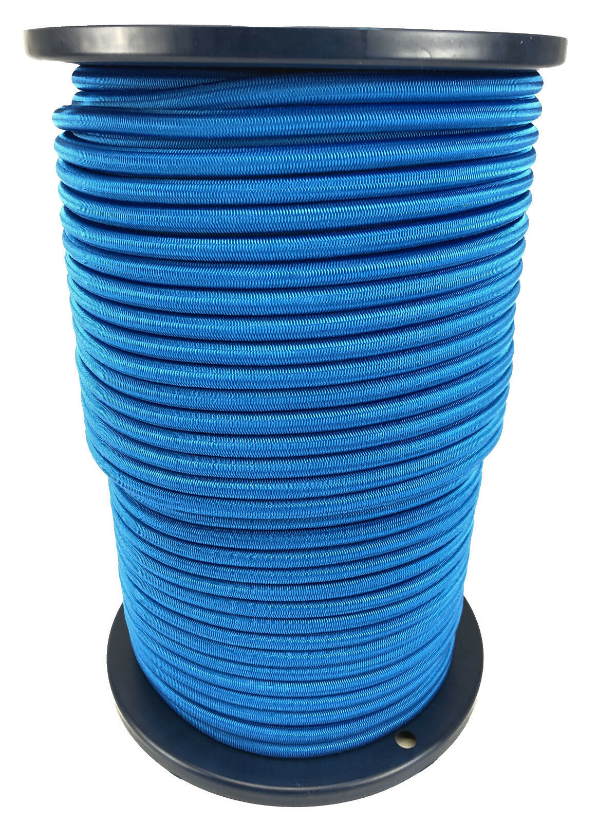 12mm Blu Elettrico Bungee Elastico Corda x 30 Metri, Cordicella Resistente