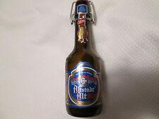 Vintage ALTSTADT ALT  Beer Brown Bottle Spring Top Drink Bar Pub Tavern